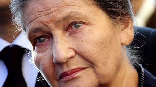 Simone Veil R.I.P.
