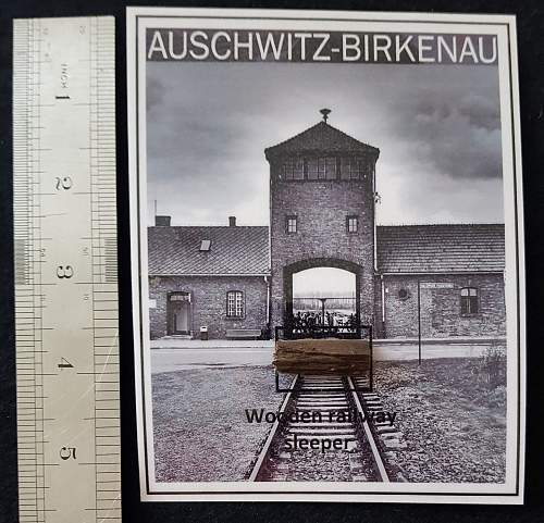 Digging at Auschwitz?