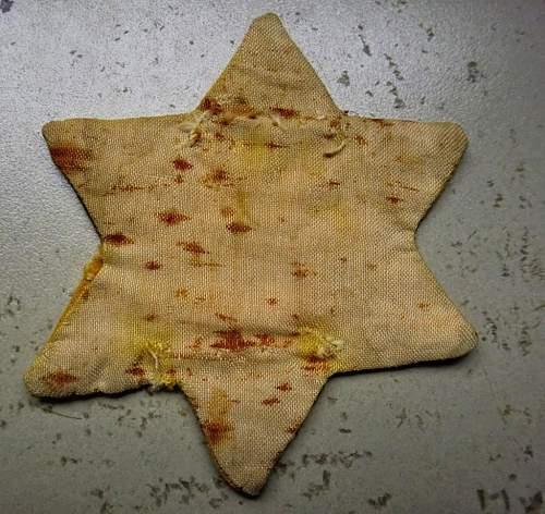 NEED Help identifying this Star of David