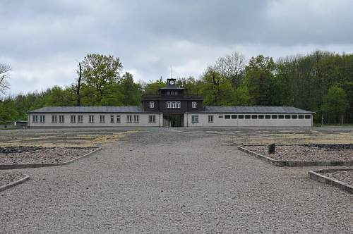 Buchenwald then and now