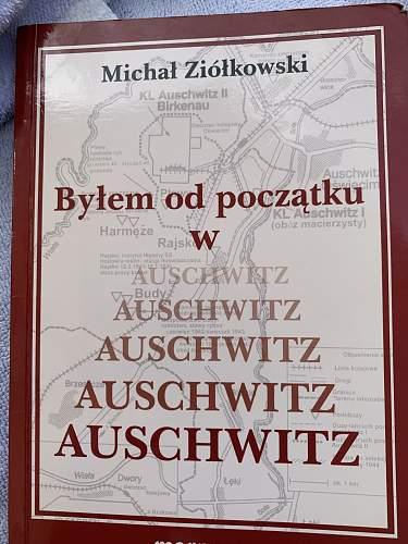 Polish Prisoners Auschwitz