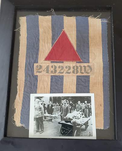 Is there a group for prison camp and concentration camp items?