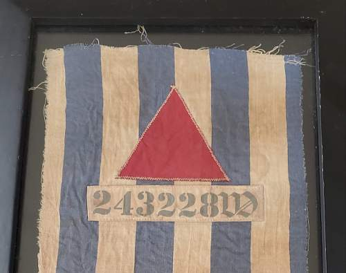 concentration camp patch?