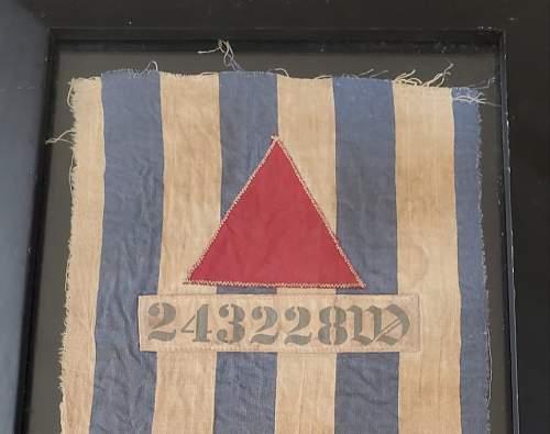 concentration camp patch?