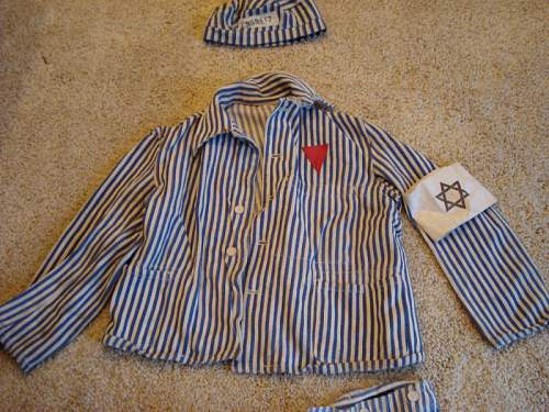 concentration camp uniform on ebay page 2