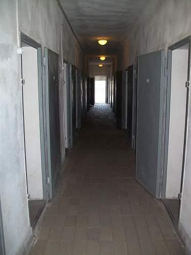 Sachsenhausen Concentration Camp..