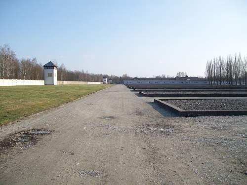 Dachau Concentration Camp.