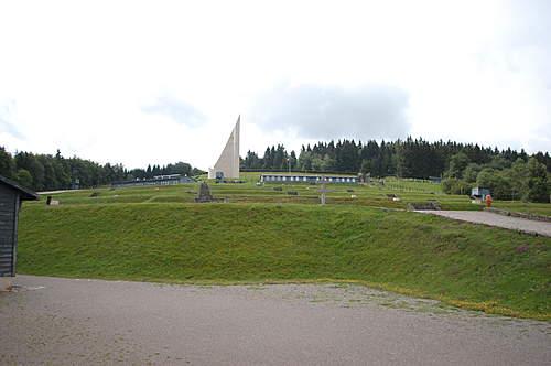 Largest KL in France - Natzweiler-Struthof