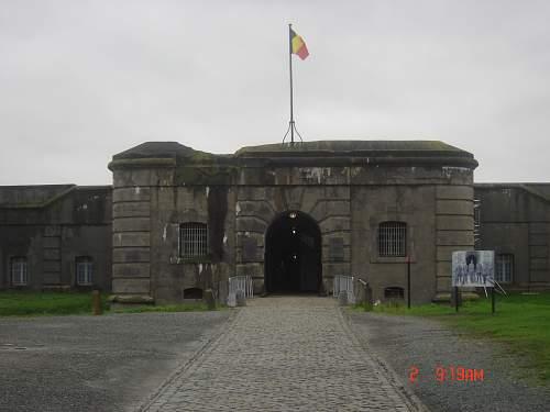 BREENDONK,  KZ in Belgium