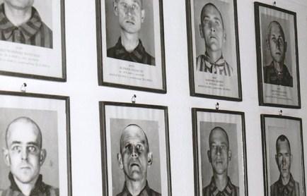 Auschwitz Prisoner Identity Photographs