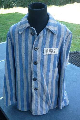 Concentration Camp Prisoner's Uniforms - Page 5