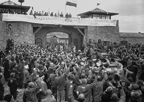 Mauthausen liberation anniversary