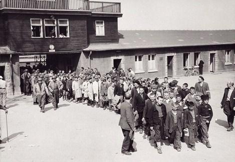 Kinderblock - The Buchenwald Children