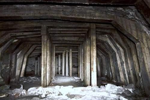 """Richard"" underground facility survivor pin"