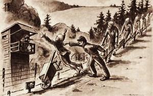 KL-Natzweiler-Struthof, The Ravine of Death