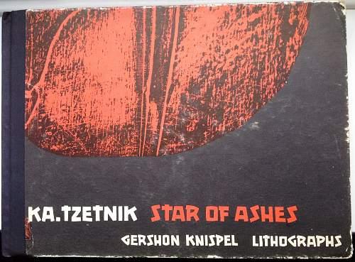 """The Star of Ashes"" by Ka-Tzetnik"