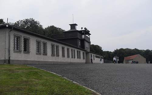 BUCHENWALD, Then and Now