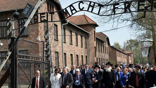 Auschwitz Museum - Record Visitors for 2015