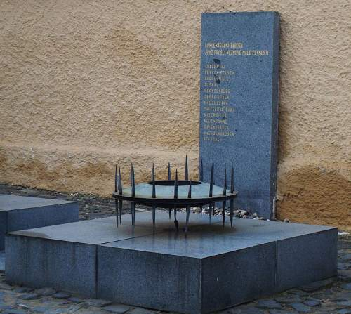 Concentration Camp Study Trip - Spring 2016