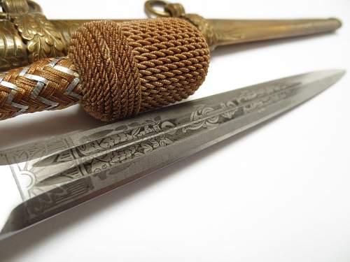 Kriegsmarine dagger collection