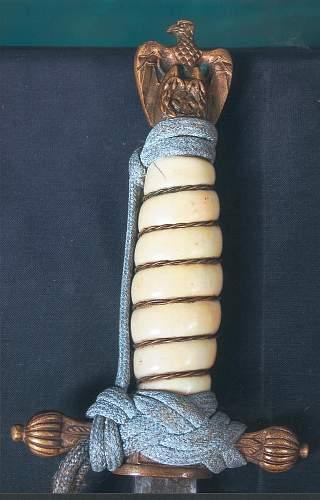 Naval dagger