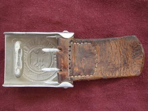 H Arld 1940 Alu buckle