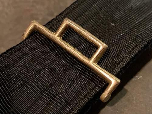 Kriegsmarine Belt, Buckle & Hangers