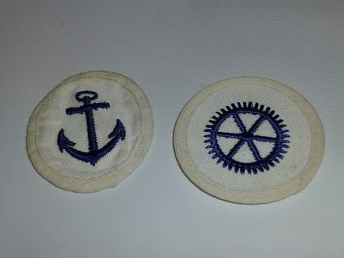 Navy patches? Can't place them... help ID