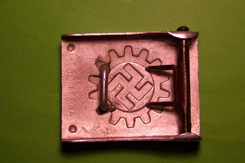 Kriegsmarine and other nice buckles