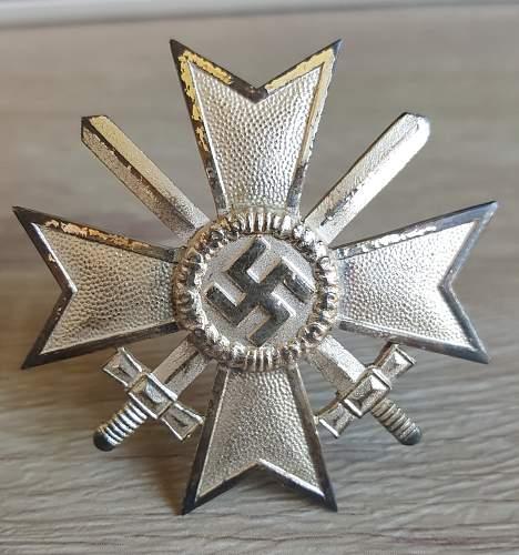 The Kriegsverdienstkreuz Appreciation Thread.