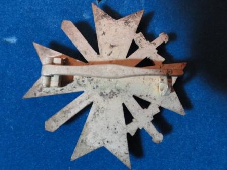 Kriegsverdienstkreuz / War Service Cross - 1st Class w/ Swords