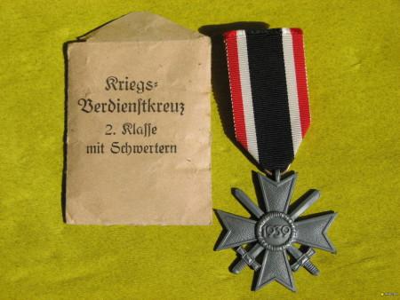 Kriegsverdienstkreuz