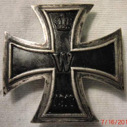 Click image for larger version.  Name:Iron Cross.jpg Views:476 Size:52.3 KB ID:122623