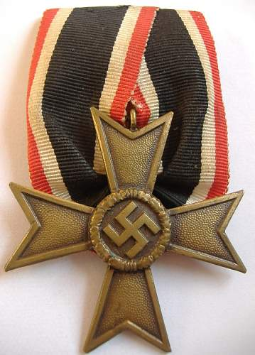 The Kriegsverdienstkreuz Appreciation Thread.