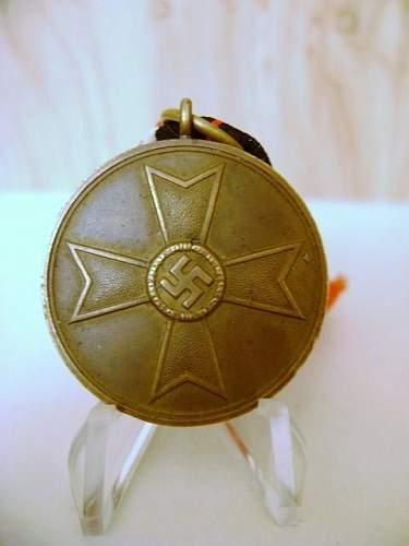 KVM medal