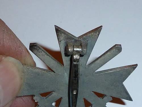KVK 1C with Swords.