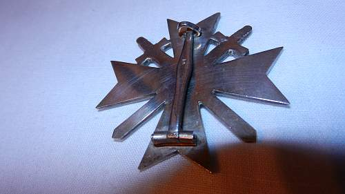Kriegsverdienst Kreuz 1st Class
