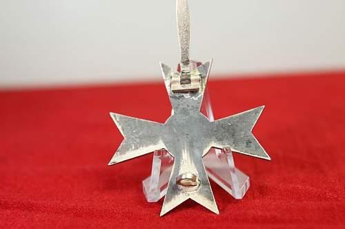 Kriegsverdienstkreuz I Klasse ohne Schwerter