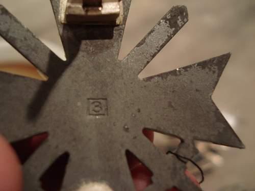KVK1  marked 3 -orginal or fake