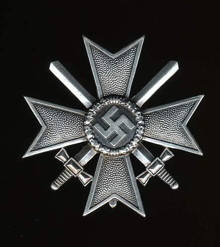 Kriegsverdienst kreuz 1. Klasse