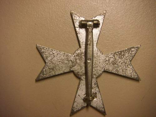 Click image for larger version.  Name:Kriegsverdienstkreuz 1.Klasse ohne Schwerter 50 2.jpg Views:140 Size:226.8 KB ID:435390