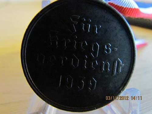 Click image for larger version.  Name:KV Medal.jpg Views:79 Size:103.3 KB ID:435431