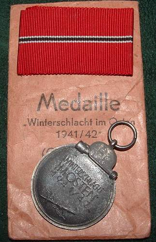 New German medals for Review