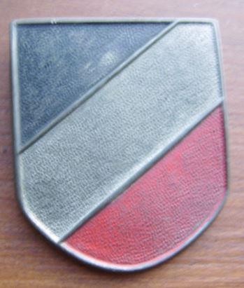 Kriegsverdienstkreuz 1. Klasse.