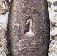 Tombak Deschler KVK1 mit schwerter