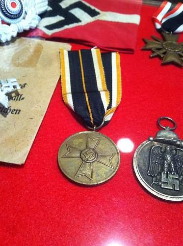 Kriegsverdienstmedaille