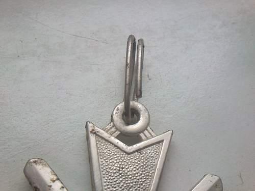 Ritterkreuz des Kriegsverdienstkreuzes