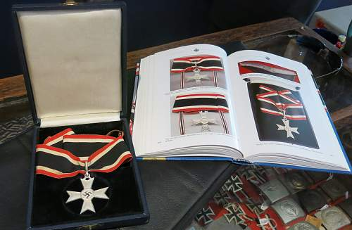 Ritterkreuz des Kriegsverdienstkreuzes ohne Schwerter