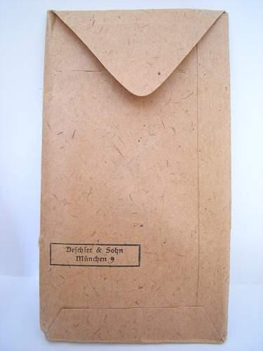 Kriegsverdienstkreuz 2. klasse mit schwertern mm 1