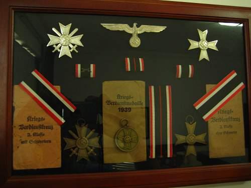 Kriegsverdienst Medaille ( war merit medal)